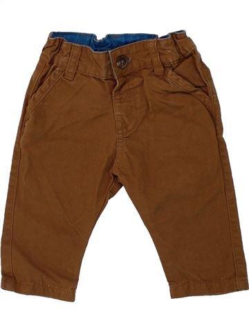 Pantalón niño MARKS & SPENCER marrón 6 meses invierno #1434483_1