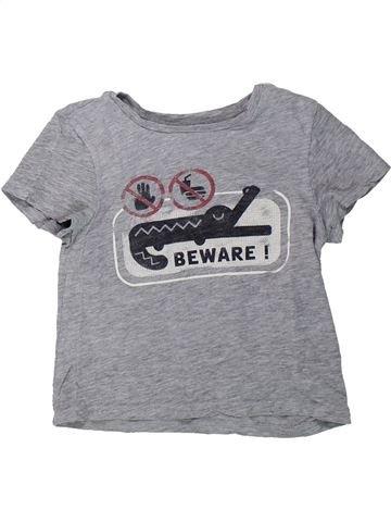 T-shirt manches courtes garçon ORCHESTRA gris 3 ans été #1434659_1
