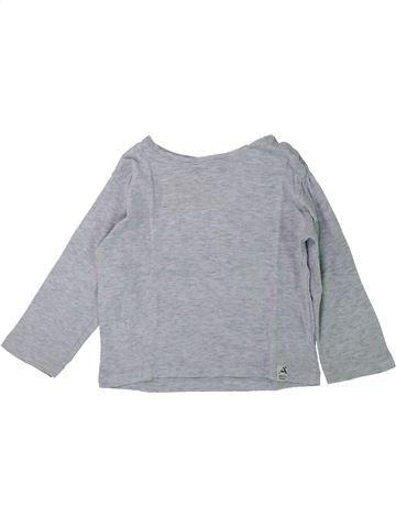 T-shirt manches longues garçon ZARA bleu 3 ans hiver #1435146_1