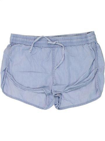 Short-Bermudas niña CANDY COUTURE azul 11 años verano #1437406_1