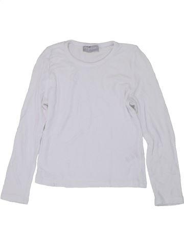 Camiseta de manga larga niña I LOVE GIRLSWEAR blanco 7 años invierno #1437464_1