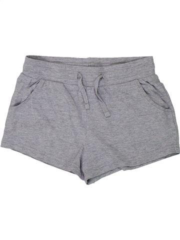Short-Bermudas niña CANDY COUTURE gris 9 años verano #1437627_1