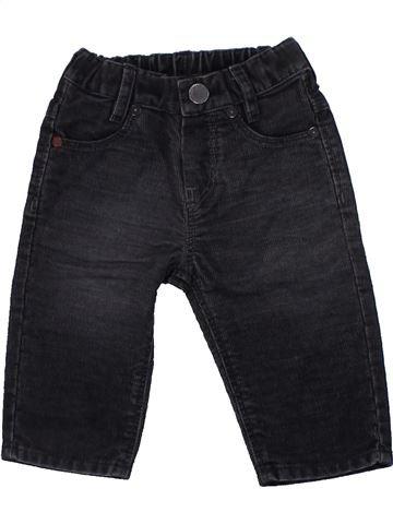 Pantalón niño JEAN BOURGET azul oscuro 6 meses invierno #1437833_1