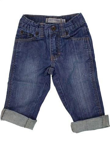 Tejano-Vaquero niño BOUT'CHOU azul 6 meses invierno #1437836_1