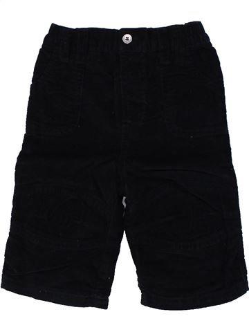 Pantalon garçon TAPE À L'OEIL noir 6 mois hiver #1437839_1