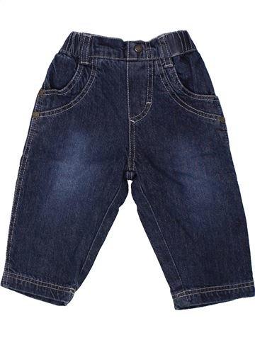 Tejano-Vaquero niño P'TIT BISOU azul 6 meses invierno #1437845_1