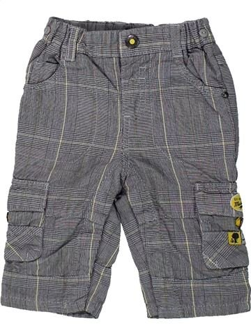 Pantalon garçon SERGENT MAJOR gris 6 mois hiver #1437889_1