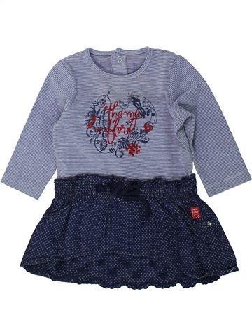 Vestido niña SUCRE D'ORGE azul 6 meses invierno #1438058_1