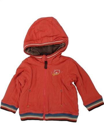 Sweat garçon SERGENT MAJOR orange 6 mois hiver #1438120_1