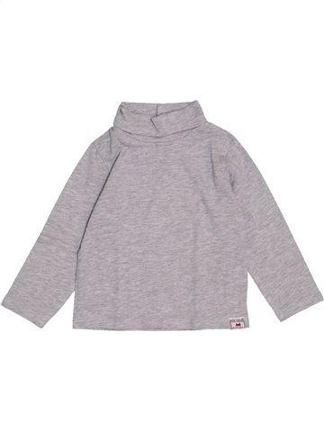 Camiseta de cuello alto niño TAPE À L'OEIL gris 2 años invierno #1440848_1