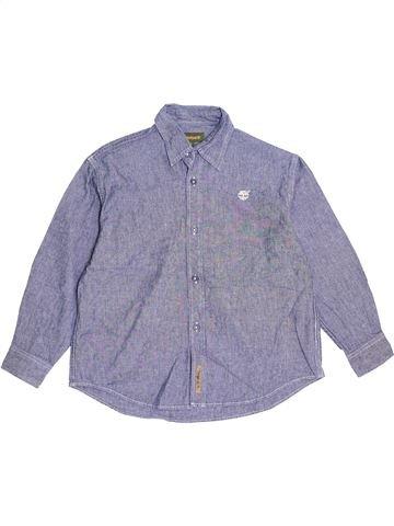 Camisa de manga larga niño TIMBERLAND gris 8 años invierno #1440889_1