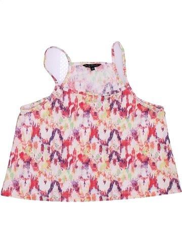 Camiseta sin mangas niña CANDY COUTURE rosa 15 años verano #1443018_1