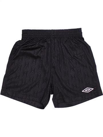 Pantalon corto deportivos niño UMBRO azul oscuro 9 años verano #1443237_1