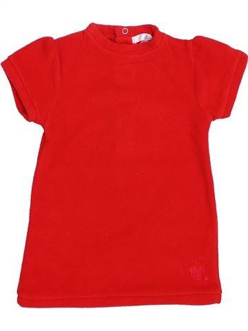 Robe fille KIABI rouge 9 mois hiver #1443582_1