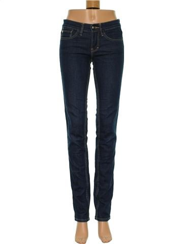 Jean femme FRENCH CONNECTION 34 (S - T1) hiver #1443674_1