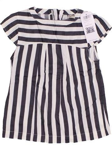Blusa de manga corta niña TAPE À L'OEIL blanco 5 años verano #1443689_1