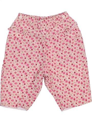 Pantalón niña SERGENT MAJOR rosa 3 meses invierno #1443691_1