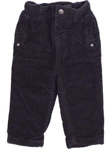 Pantalon garçon ORCHESTRA bleu foncé 12 mois hiver #1444159_1