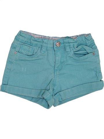 Short-Bermudas niña TAPE À L'OEIL verde 2 años verano #1444534_1