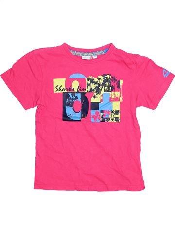 Camiseta de manga corta niño HOT & SPICY rosa 10 años verano #1444997_1