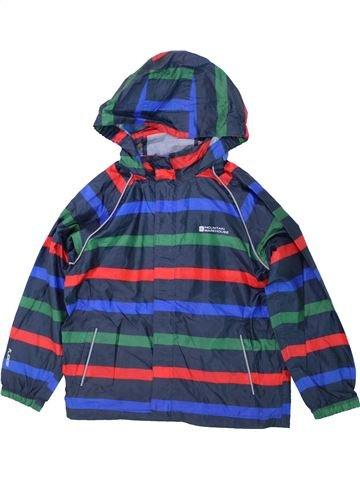 Parka garçon MOUNTAIN WAREHOUSE bleu 8 ans été #1445916_1