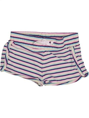 Short-Bermudas niña I LOVE GIRLSWEAR blanco 5 años verano #1445960_1