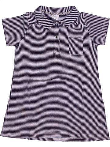 Robe fille PETIT BATEAU violet 18 mois été #1446119_1