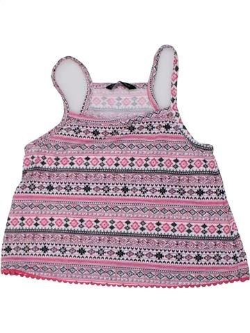 T-shirt sans manches fille CANDY COUTURE violet 11 ans été #1446180_1