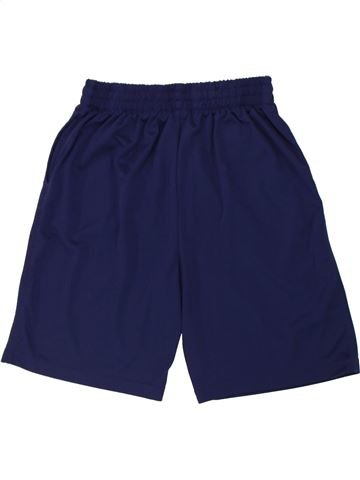 Short de sport garçon MATALAN bleu 11 ans été #1446341_1
