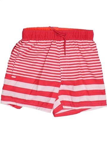 Bañador niño VERTBAUDET rosa 6 años verano #1446461_1