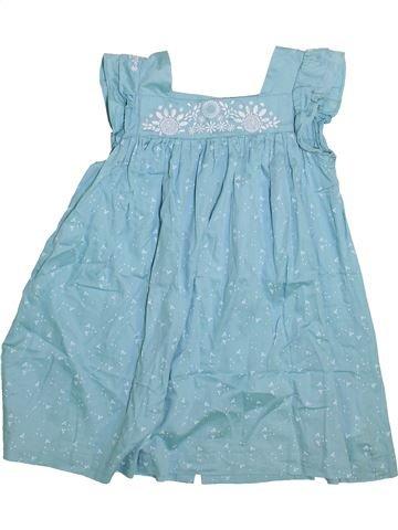 Robe fille VERTBAUDET bleu 10 ans été #1446491_1