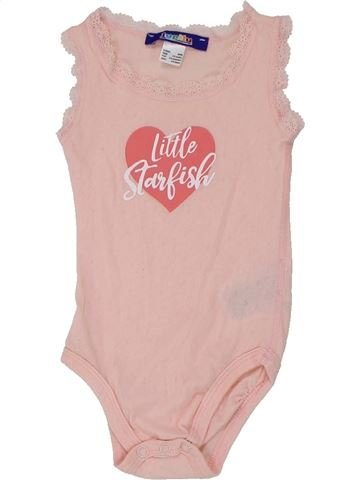 T-shirt manches longues fille LUPILU rose 6 mois hiver #1446499_1