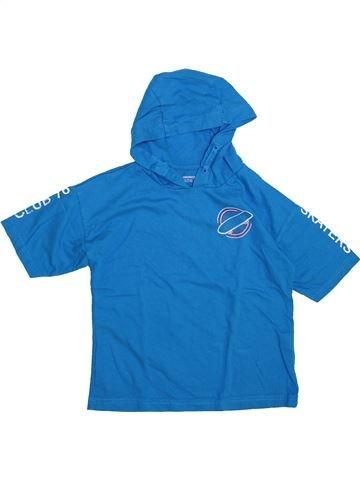 T-shirt manches courtes garçon ORCHESTRA bleu 5 ans été #1446603_1
