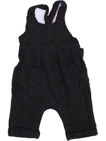 Salopette unisexe KIABI noir 3 mois hiver #1446742_1