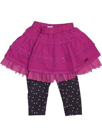 Falda niña MARÈSE rosa 12 meses invierno #1447049_1