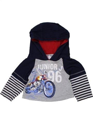 Camiseta de manga larga niño JASPER CONRAN gris 6 meses invierno #1447197_1