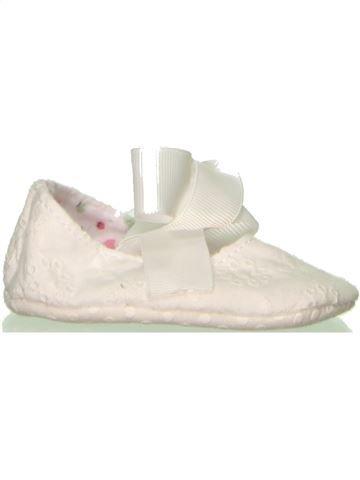 Zapatos bebe niña MOTHERCARE blanco 3 meses verano #1447678_1
