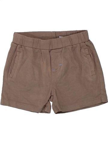 Short - Bermuda garçon CHICCO marron 6 mois été #1447837_1