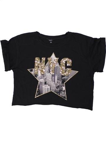 Camiseta de manga corta niña CANDY COUTURE negro 13 años verano #1447866_1