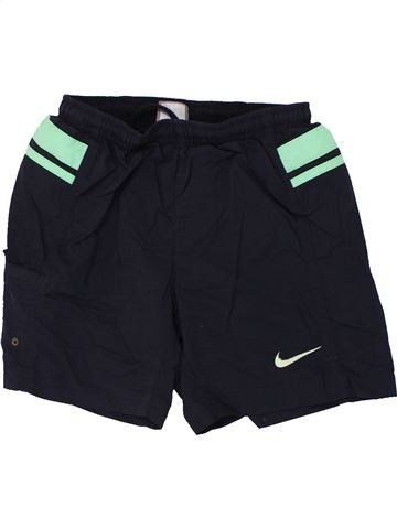 Pantalon corto deportivos niño NIKE negro 10 años verano #1447979_1