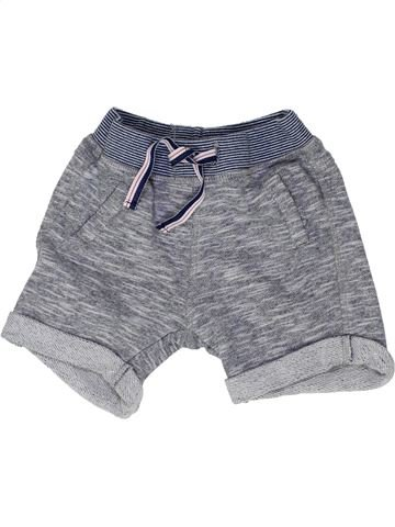 Short - Bermuda garçon TAPE À L'OEIL gris 18 mois été #1448217_1