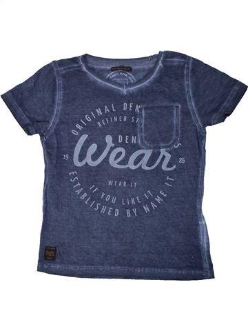Camiseta de manga corta niño NAME IT azul 6 años verano #1448316_1