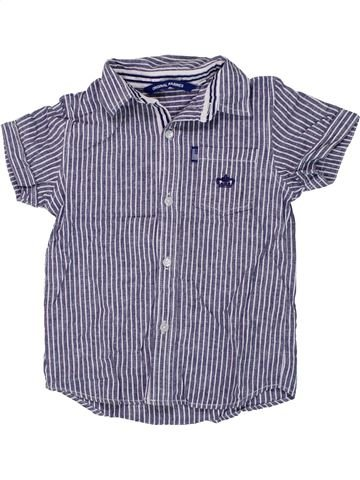 Camisa de manga corta niño ORIGINAL MARINES gris 4 años verano #1448524_1