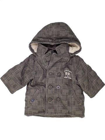 Abrigo niño SERGENT MAJOR gris 6 meses invierno #1448547_1