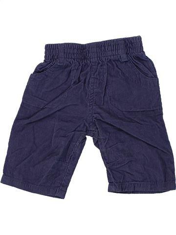 Pantalón niño CHEROKEE azul 3 meses invierno #1448582_1