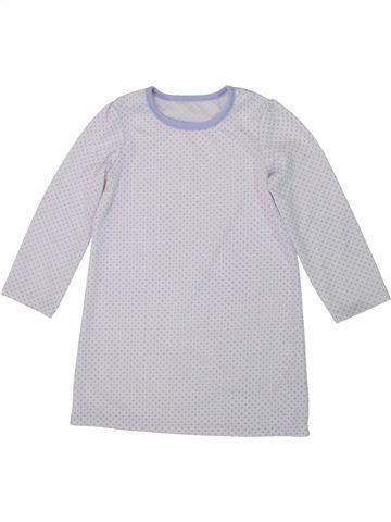 Camisón niña GEORGE blanco 4 años invierno #1448707_1