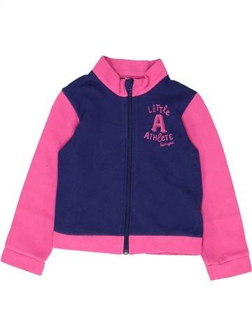 Sportswear fille DOMYOS bleu 3 ans hiver #1448846_1