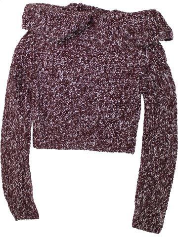 jersey niña KYLIE violeta 13 años invierno #1448891_1