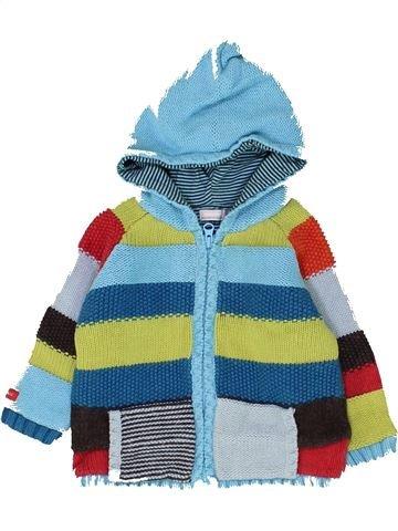 Gilet garçon CATIMINI bleu 9 mois hiver #1448996_1