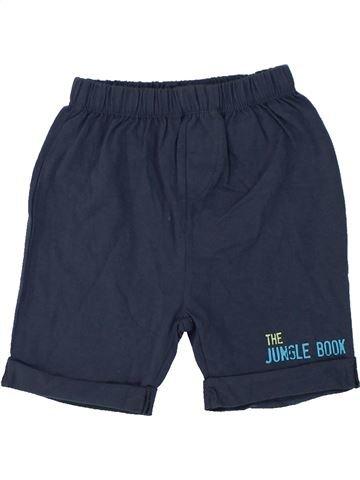 Short - Bermuda garçon DISNEY bleu 2 ans été #1449044_1